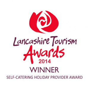 Lancashire Tourism Awards 2014 winners logo Self Carering Holiday Provider